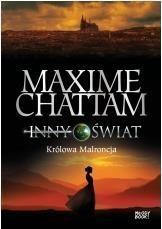 Inny świat 2 Królowa Malroncja Chattam Maxime