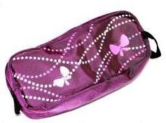 Piórnik kosmetyczka kw. Be.Bag Quattro Butterfly