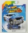 Hot Wheels: Samochodzik zmieniający kolor - Bassline (BHR15/BHR55)