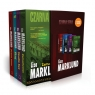 Marklund Liza Pakiet 4 książek