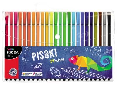 Pisaki w etui 24 kolory (PI24KA)