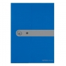 Teczka A4 PP na dokumenty Easy Orga Niebieska