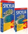 Sycylia 3w1 Przewodnik+atlas+mapa