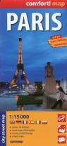 Paris plan miasta 1:15 000