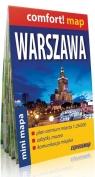 Warszawa mini mapa 1:26 000