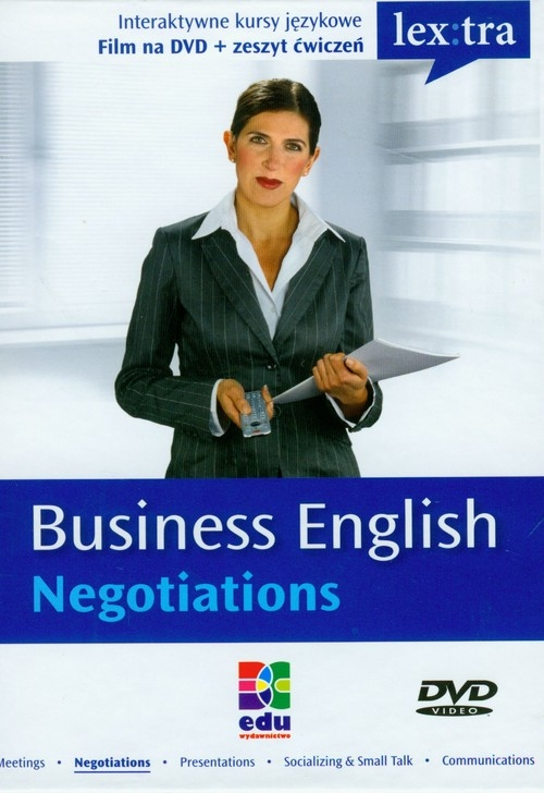 Business English Negotiations /BC Edukacja