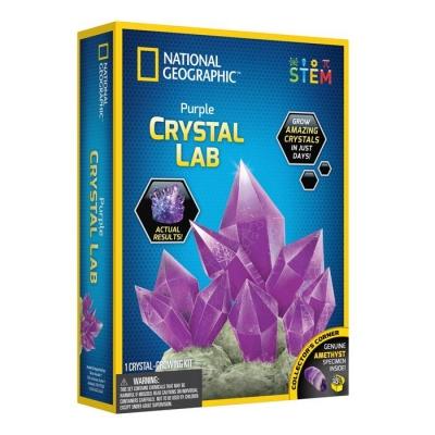 National Geographic Laboratorium do hodowli purpurowego kryształu - Dostępność 13/09