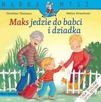 Maks jedzie do babci i dziadka Tielmann Christian