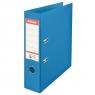 Segregator Esselte No.1 VIVIDA A4/7,5cm - niebieski (624067)