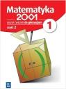 Matematyka 2001 1 Zeszyt ćwiczeń część 2