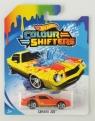 Hot Wheels: Samochodzik zmieniający kolor - Camaro Z28 (BHR15/BHR50)