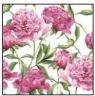 Serwetki TL572000 Pink Peonies