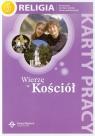 Wierzę w Kościół Religia 6 Karty pracy Szkoła podstawowa (red.) ks. prof. Jan Szpet i Danuta Jackowiak