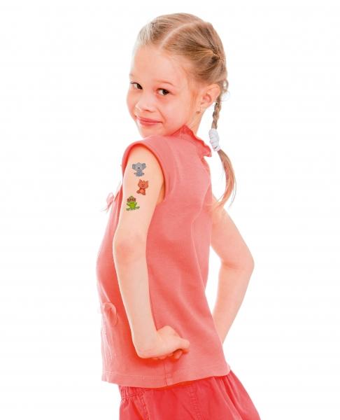 Tatuaże dla dzieci - Zwierzęta (56761)