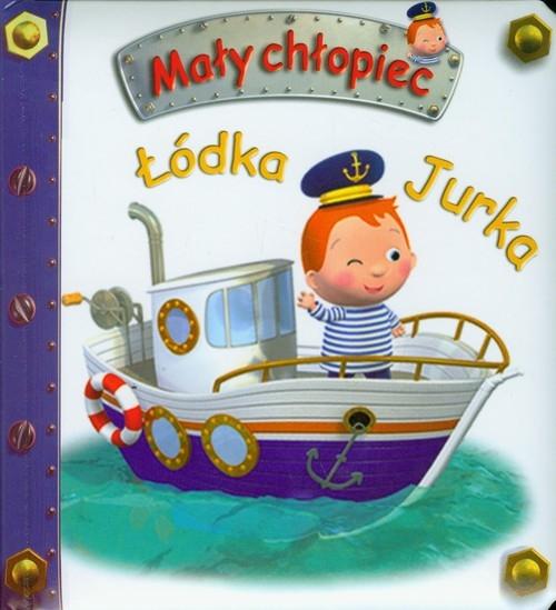 Łódka Jurka Mały chłopiec