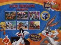 Looney Tunes Klocki obrazkowe 12 elementów (0861)