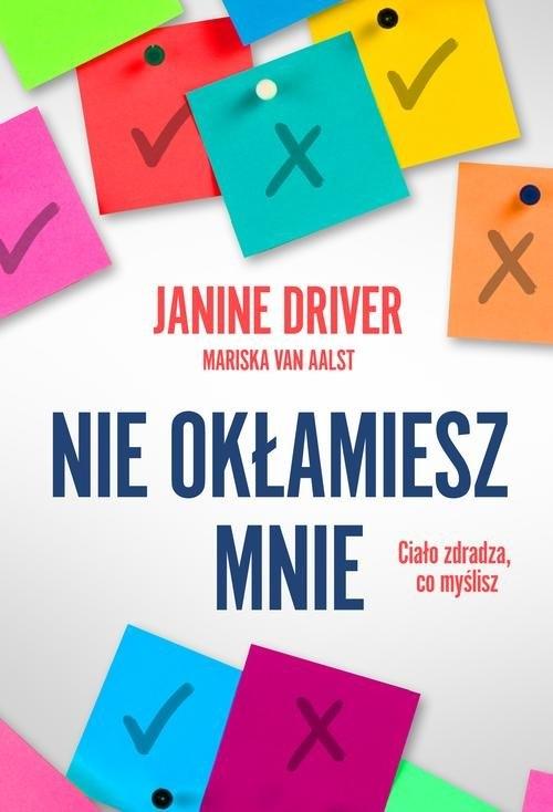 Nie okłamiesz mnie Driver Janine