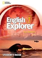 English Explorer International 1 SB with CDROM HELEN STEPHENSON, JANE BAILEY