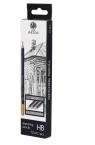 Ołówek do szkicowania HB Artea Box - 12 szt.