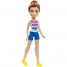 Barbie On The Go małe laleczki Sailor Fashion Doll (FHV55)