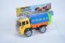 Auto Ciężarowe plastikowe 42x33 Śmieciarka (Uszkodzone opakowanie)