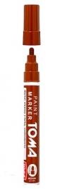 Marker olejny 2.5 mm - brązowy TO-44062