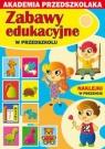Zabawy edukacyjne w przedszkolu