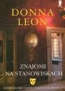 Znajomi na stanowiskach Leon Donna