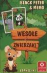 Czarny Piotruś i Memo Wesołe zwierzaki (1289000820)