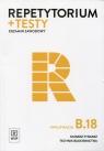 Repetytorium + testy Egzamin zawodowy Kwalifikacja B.18
