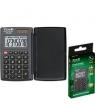 Kalkulator kieszonkowy 8-pozycyjny z klapką (TOOR TR-225)