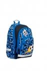 Plecak szkolny BLUE SOCCER