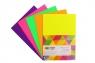 Tektura falista Fluo A4 - 5 kolorów (2030-FLUO)