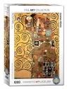 Puzzle 1000 Spełnienie, Gustav Klimt