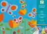 Zestaw artystyczny z wodnym ołówkiem i farbami Sowa