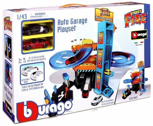 Garaż Street Fire Auto (18-30361)