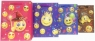 Torebka Lux Pop-up A5 18x24x8 Emoji set C