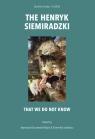 The Henryk Siemiradzki