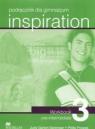 Inspiration 3 GIM. Ćwiczenia. Język angielski