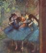 Puzzle Błękitne tancerki 1000 (10361)