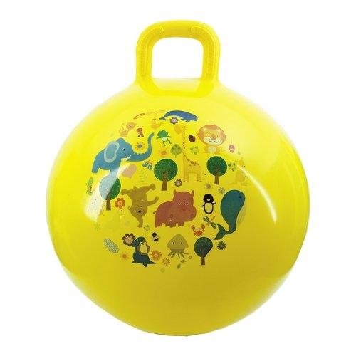Piłka skacząca 45 cm Kaleidoscope (832461)