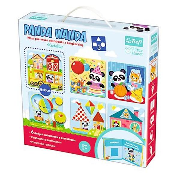 Panda Wanda poznaje kształty - Little Planet (Uszkodzone opakowanie) (90561)