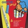 Giotto Bebe Flamastry 6 sztuk (466600 FIL)