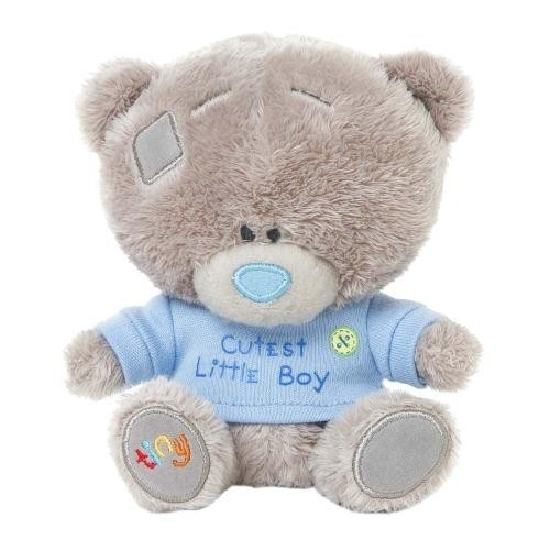 Miś Tiny Tatty Teddy 12 cm Cutest Little Boy
