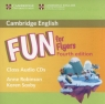 Fun for Flyers Class Audio 2 CD