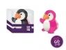 GoGoPo - Gumka ze strugaczką Pingwin