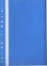 Skoroszyt z perforacją A4 Evo błękitny
