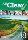 All Clear 8. Student's Book. Podręcznik do języka angielskiego dla klasy Patrick Howarth, Patricia Reilly, Daniel Morris