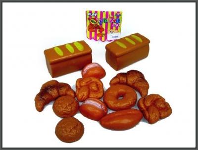 Figurka Hipo pieczywo  12 części (H11868)