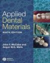 Applied Dental Materials J McCabe